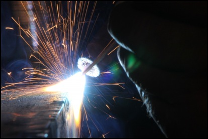 TIG-Welding-Sparks-and-Flame_Ultraviolet-Light__IMG_0424-1024x682